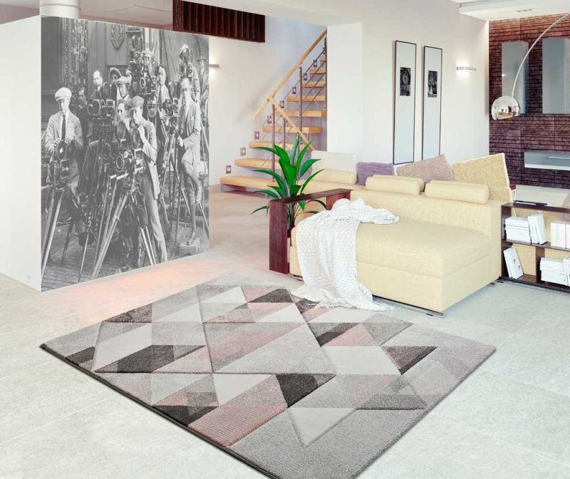 Tepih Pinky Colors 80x150 cm