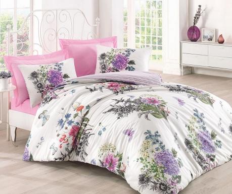 Спален комплект Double Ranforce Stella  Pink