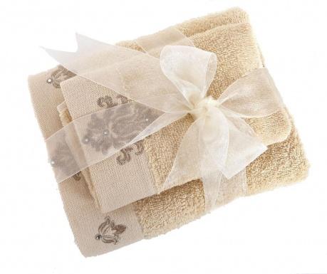 Set 2 kupaonska ručnika Athena