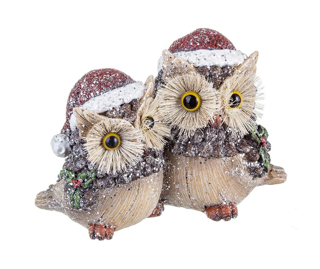 Dekorace Cortina Owls