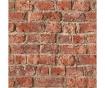 Tapet Farm Brick Red 53x1005 cm