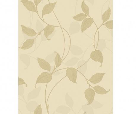 Stenska tapeta Capriata Gold Leaf 53x1005 cm