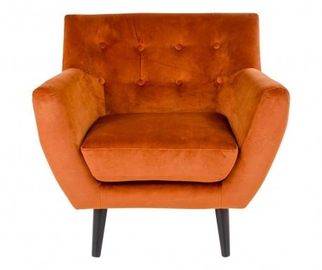 Fotelja Monte Velvet Orange