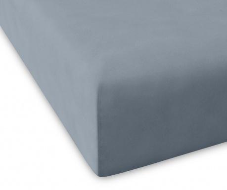 Долен чаршаф с ластик Casual Grey