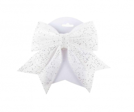 Decoratiune Cute Bow White