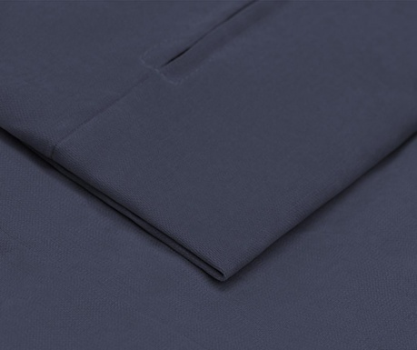 Калъф за разтегателно триместно канапе Philippe Dark Blue 90x207 см