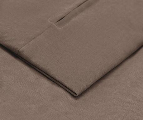 Husa pentru canapea 3 locuri Helene Brown 94x203 cm