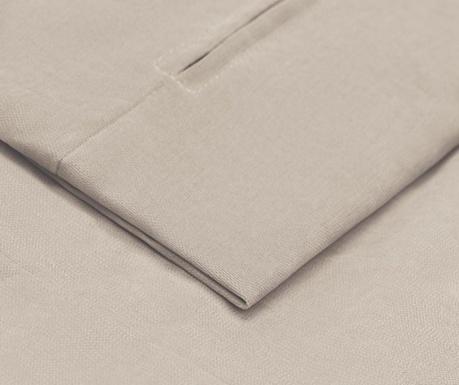 Prevleka za raztegljiv trosed Jean Beige 90x187 cm