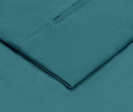 Калъф за разтегателно триместно канапе Jean Turquoise 90x187 см