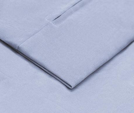 Prevleka za levo kotno sedežno garnituro Helene Blue 177x271 cm