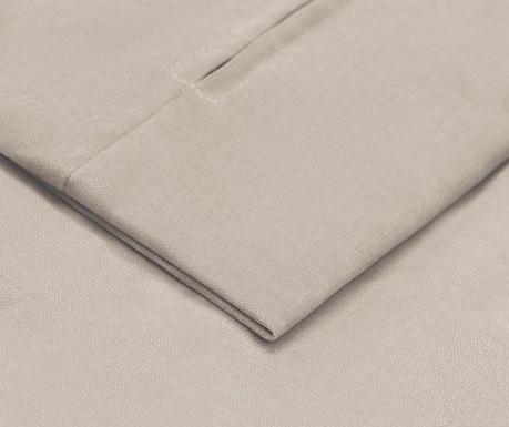 Prevleka za levo kotno sedežno garnituro Helene Beige 177x271 cm