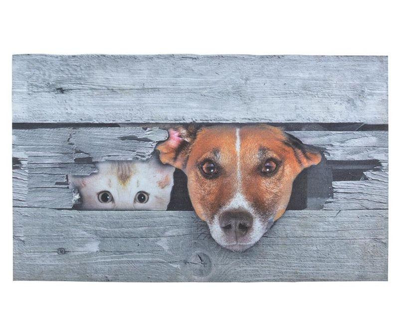 Otirač Dog And Cat 45.4x75 cm