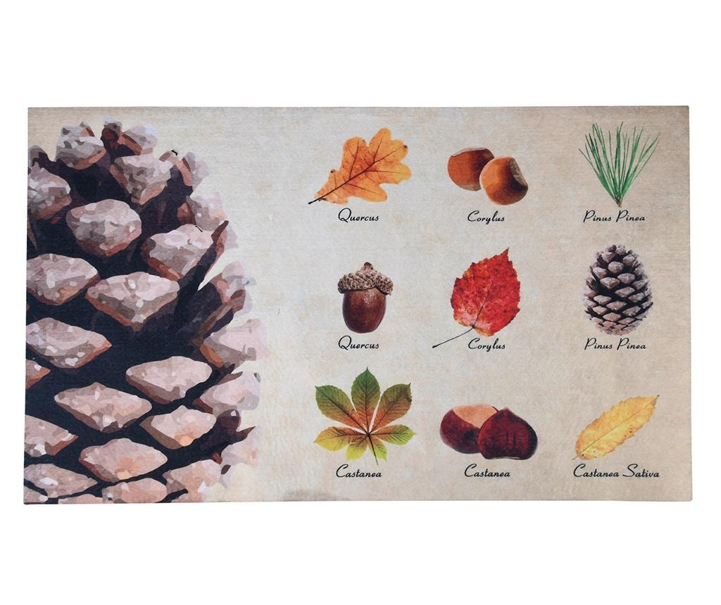 Wycieraczka Brayden Trees 45.4x75 cm