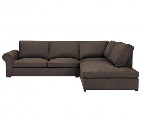 Десен ъглов диван Antoine Brown