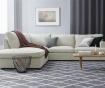 Ляв ъглов диван Charles Beige