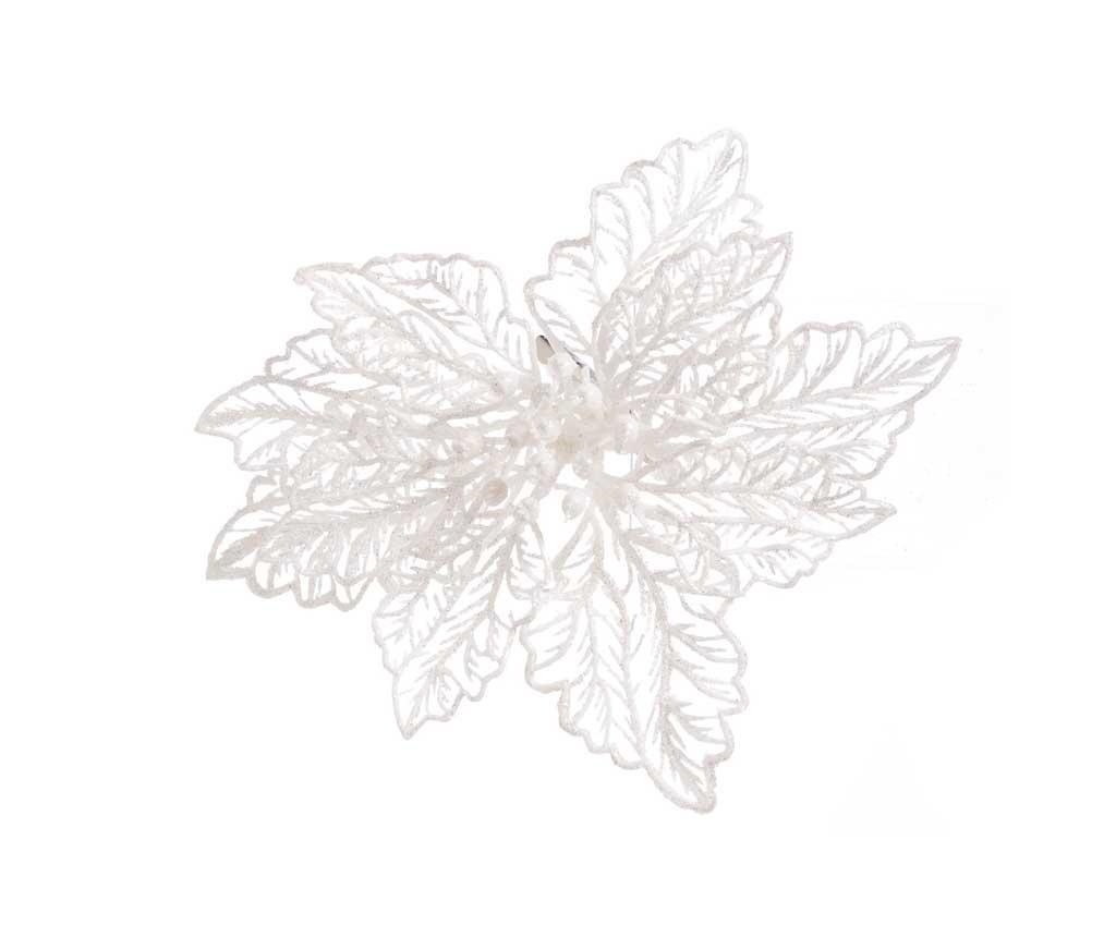 Poinsettia White Dísztárgy