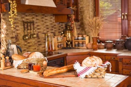 Rustikalna kuhinja