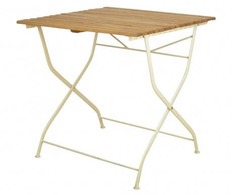 Venkovní skládací stůl Sinthya