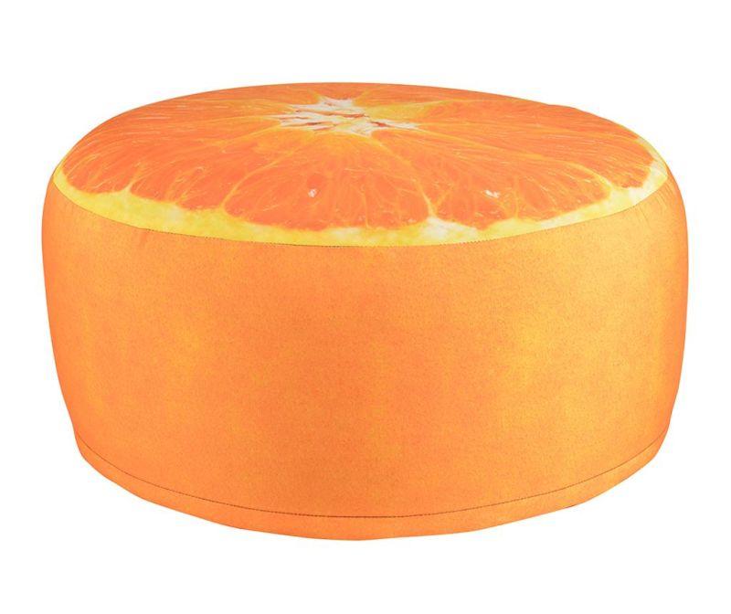 Napihljiva sedežna blazina Orange