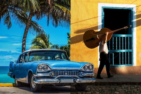 Кубински дух