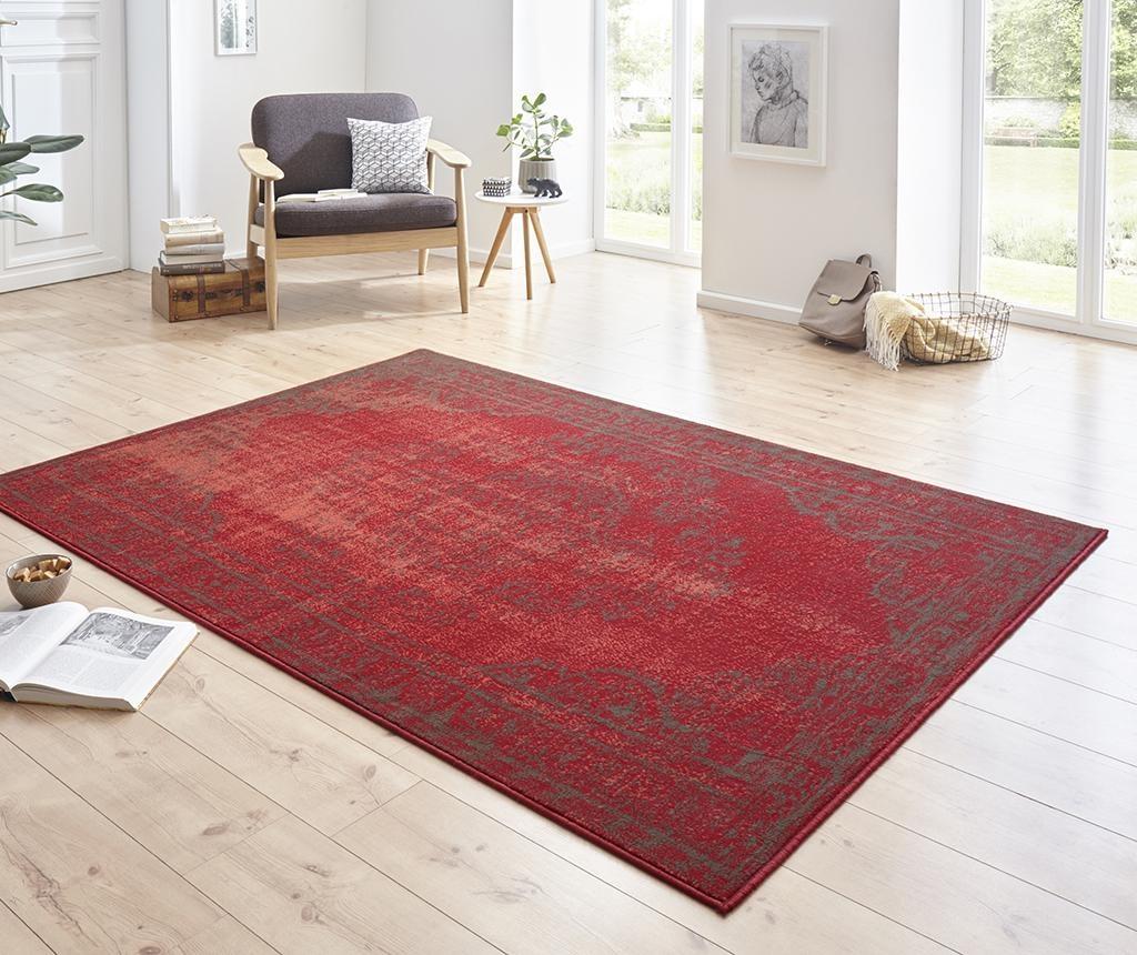Preproga Cordelia Red Grey 160x230 cm