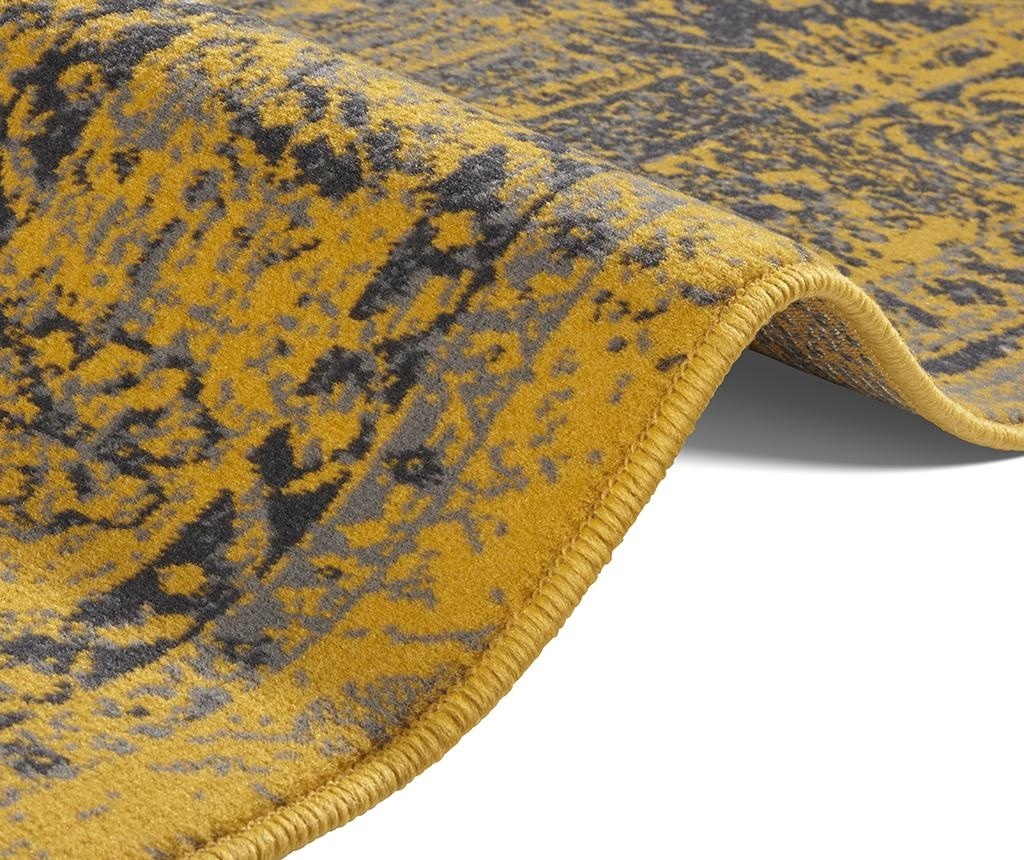Covor Plume Gold Grey 80x150 cm