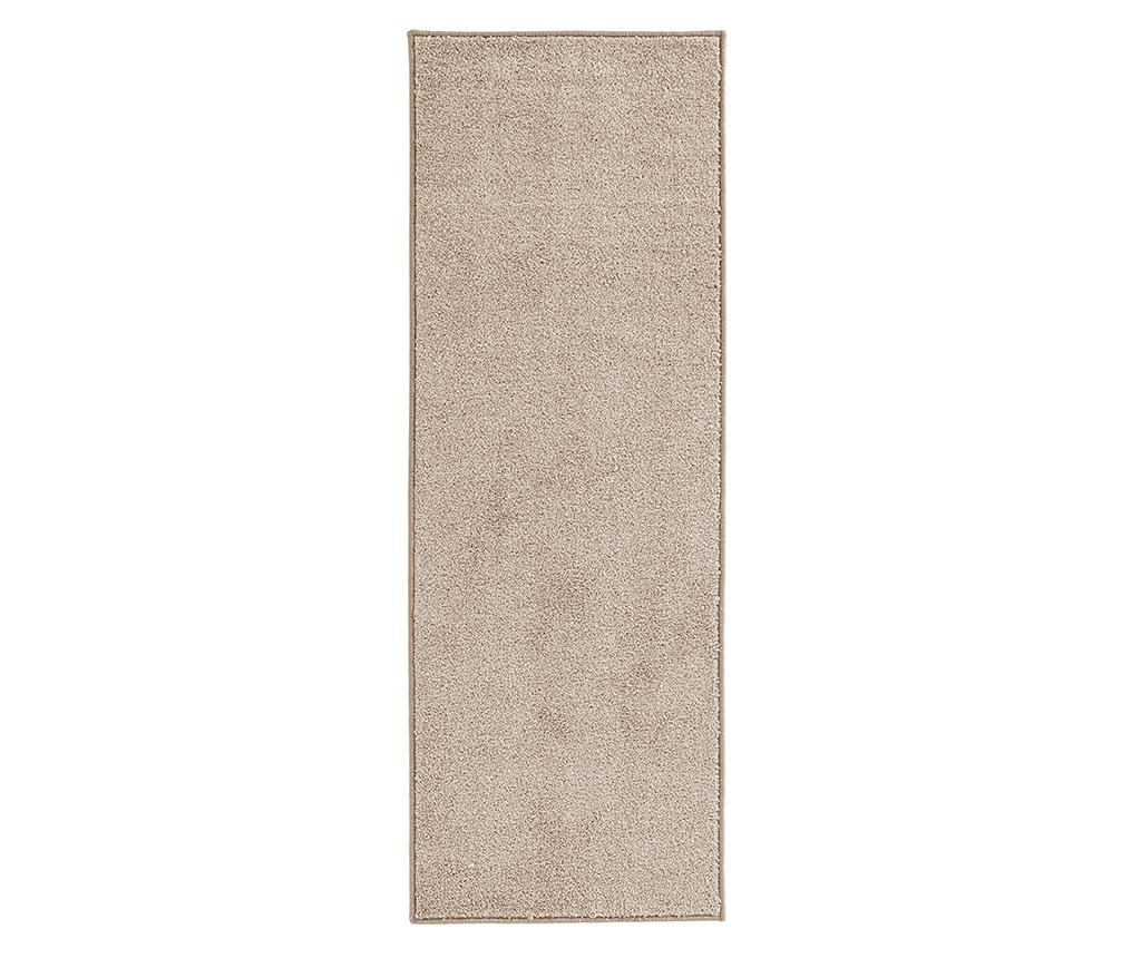 Tepih Pure Runner Cream 80x150 cm