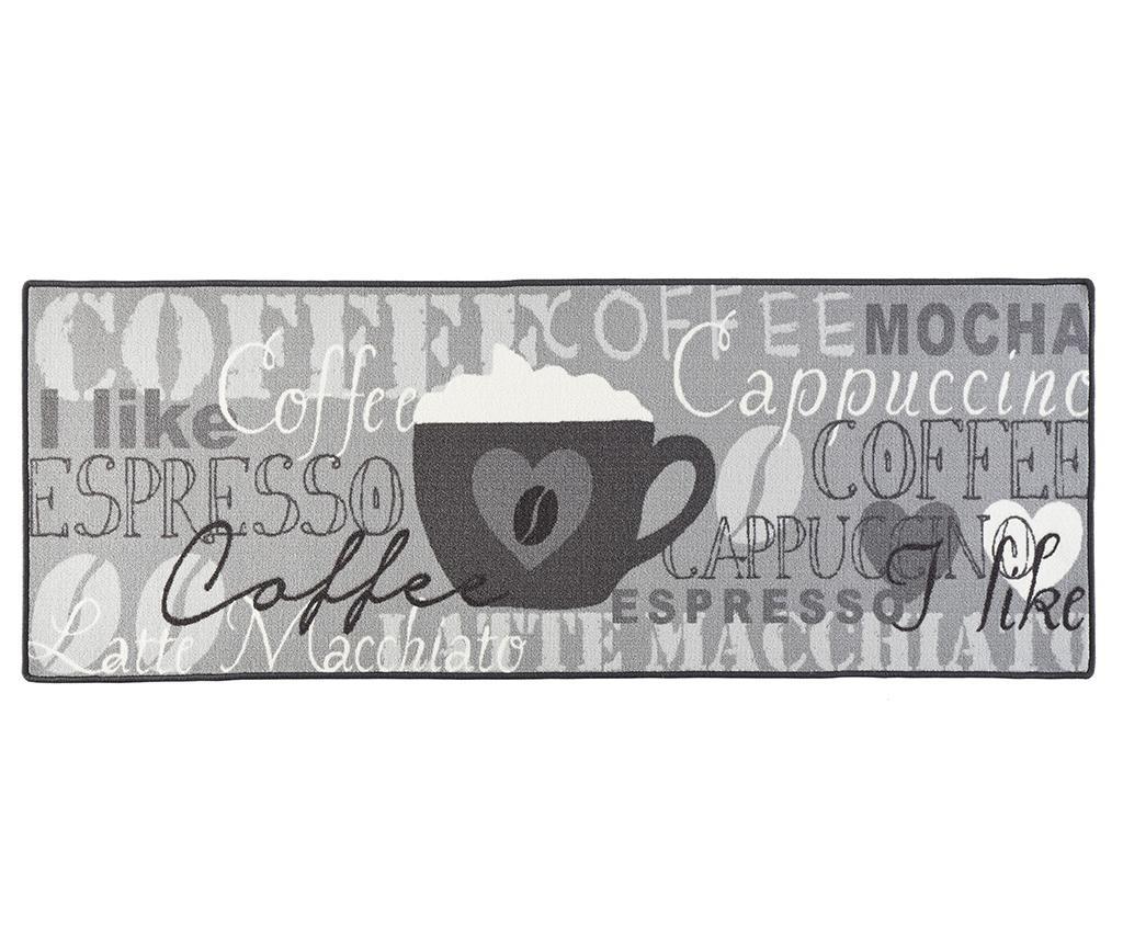 Kitchen Coffee Cup Szőnyeg 67x180 cm