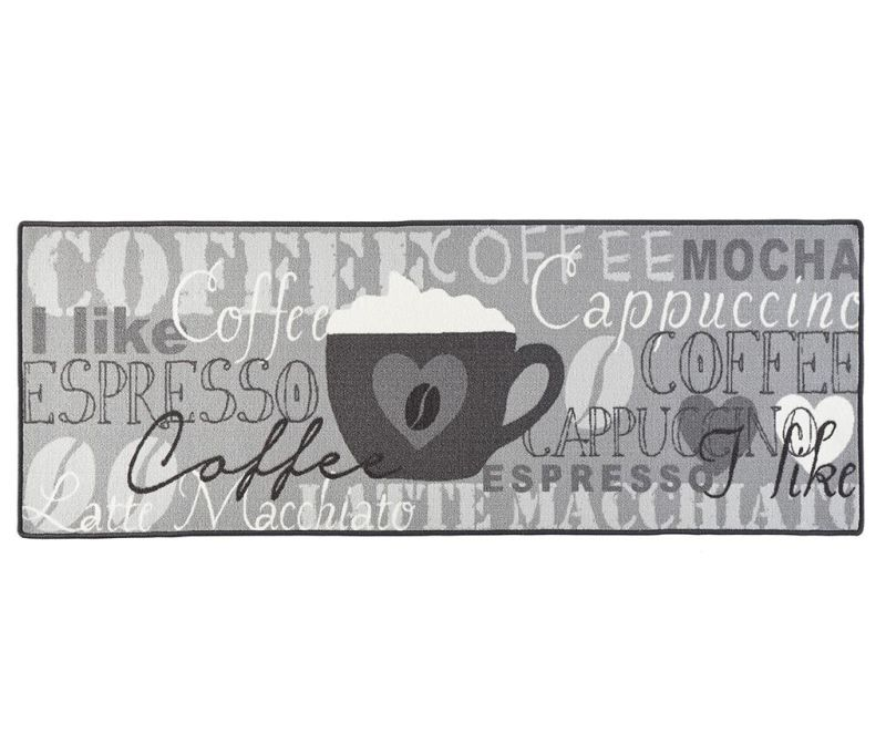 Preproga Kitchen Coffee Cup 67x180 cm