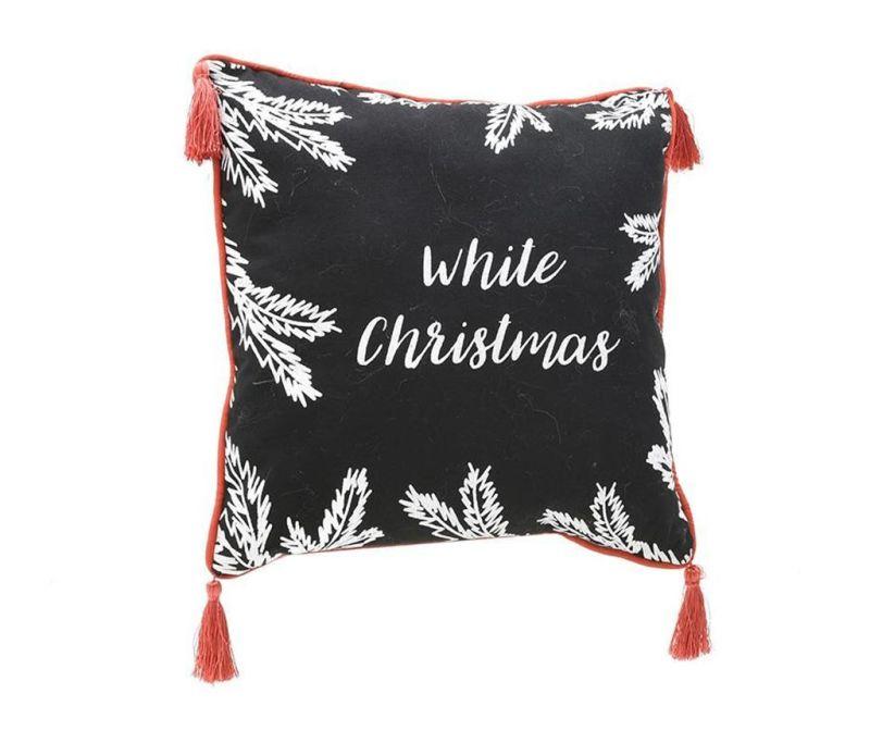 Ukrasni jastuk White Christmas 45x45 cm