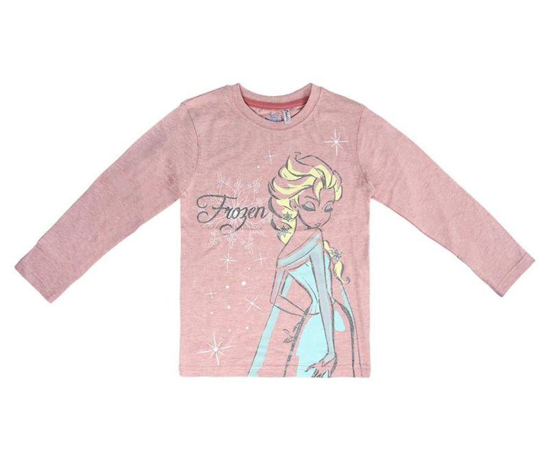 Bluza cu maneca lunga copii Frozen Elsa 6 ani