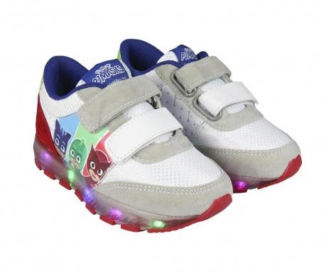 Otroški športni čevlji Masks Lights Grey 26