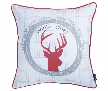 Fata de perna Winter Deer 45x45 cm