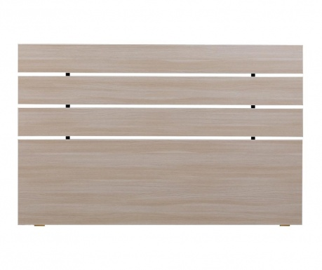 Tablie de pat Fuga Oak Cream 100x160 cm