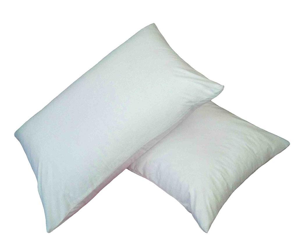 Set 2 nepromočive jastučnice Spill 50x70 cm