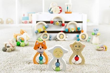 Kútik s hračkami