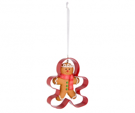 Viseći ukras Gingerbread Man