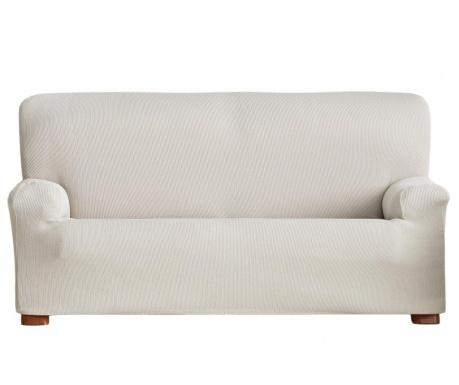Pokrowiec elastyczny na kanapę Ulises Ecru
