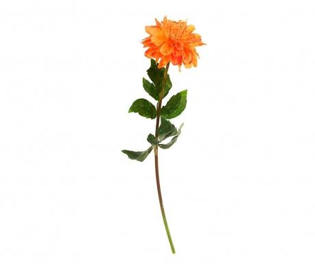 Sztuczny kwiat Dahlia Orange
