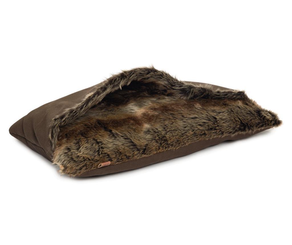 Perna pentru animale de companie Rizla Bag Brown 42x67 cm