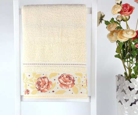 Kopalniška brisača Camilla Yellow