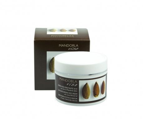 Hydratační pleťový krém Almond Oil 50 ml