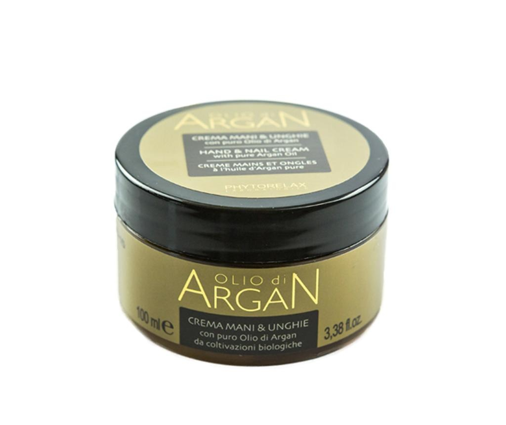 Crema pentru maini si unghii Argan Oil 100 ml