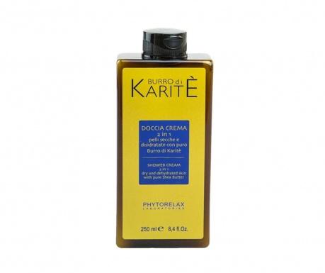 Krémový sprchový gel Shea Butter Intensive 250 ml