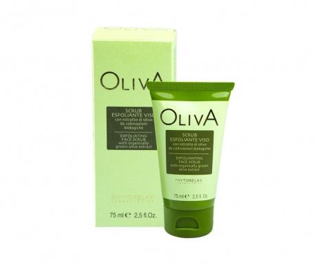 Exfoliační pleťový krém Oliva 75 ml