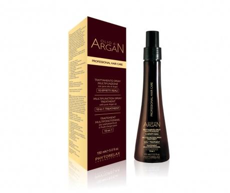 Léčebný multifunkční sprej na vlasy 10 v 1 Argan Care 150 ml