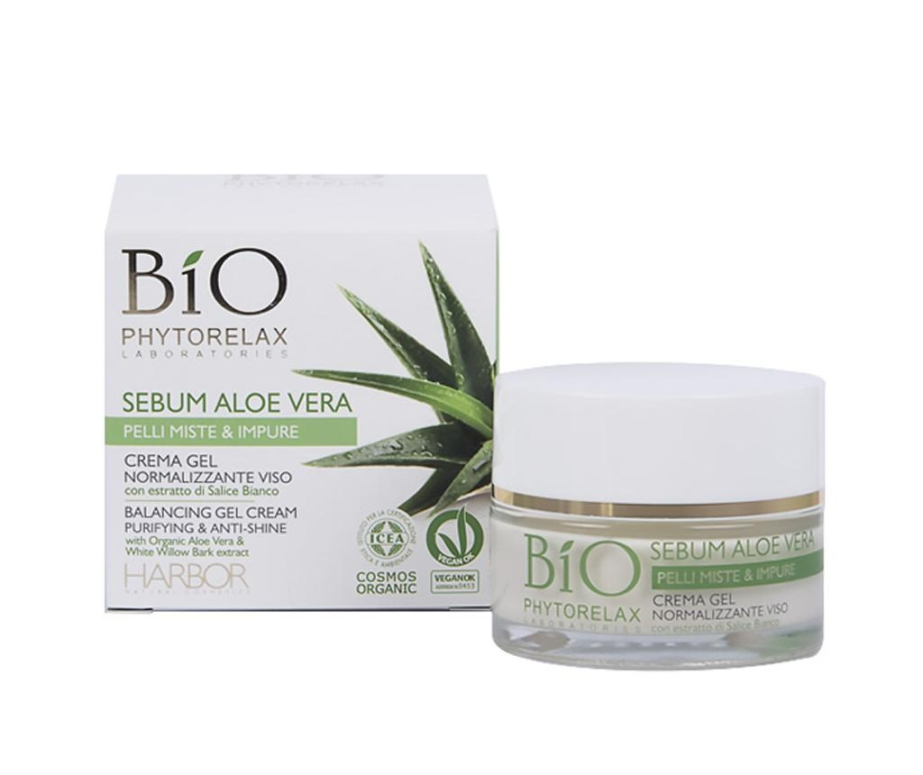 Anti sebum gel za lice Aloe Vera Sebum 50 ml