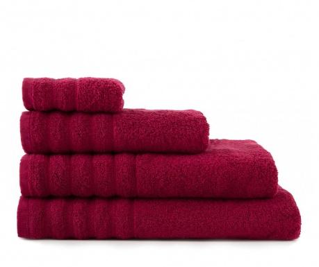 Πετσέτα μπάνιου Alexa Bordeaux