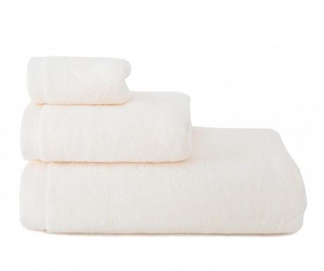 Kopalniška brisača Comfort Ecru