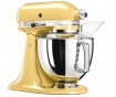 Mixer multifunctional cu bol KitchenAid Artisan Elegance Yellow